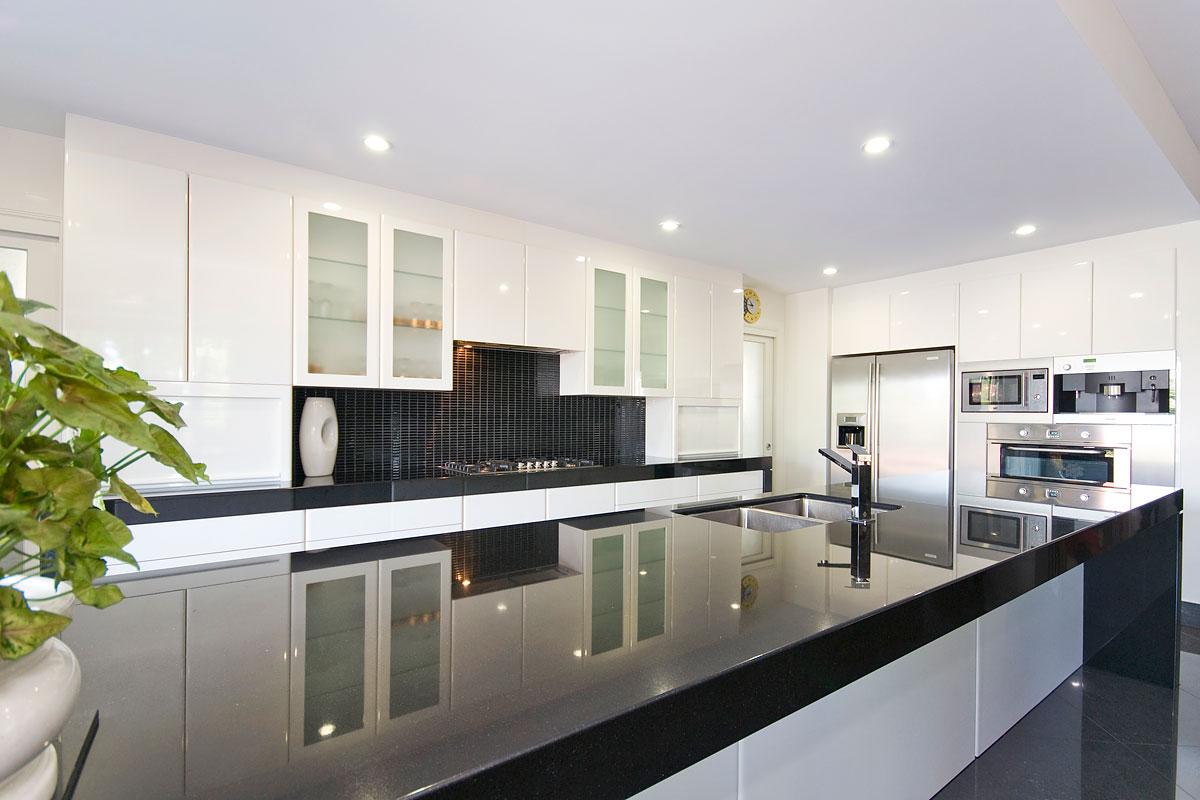 Kitchen Ideas Absolute Black Granite