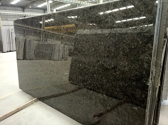 Angola Black Granite Worktops